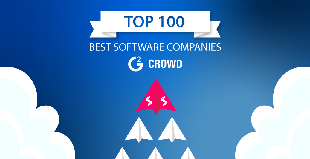 Top 100 Software Companies G2 Crowd