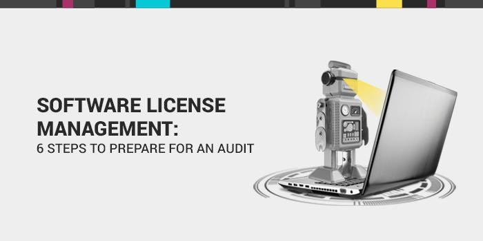 Software License Management Audit Tips